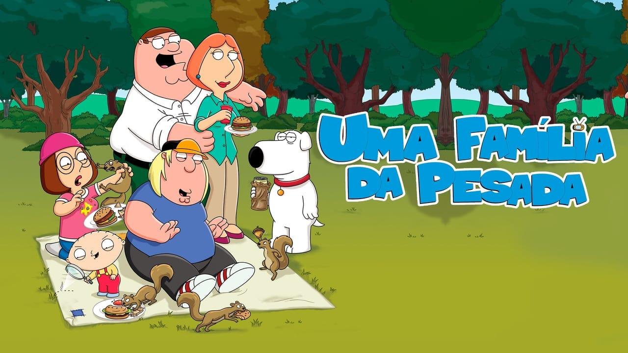 Family Guy Season 9 Episode 3 : Welcome Back Carter