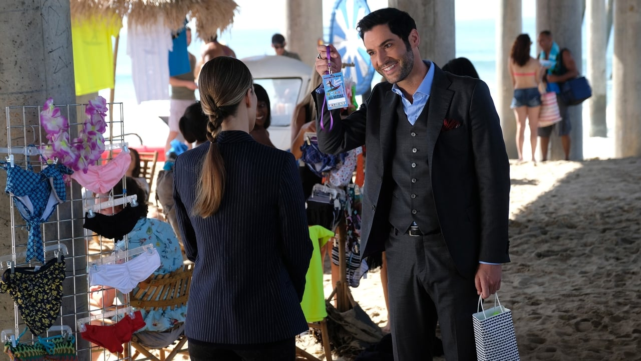 Lucifer - Season 3 Episode 12 : All About Her