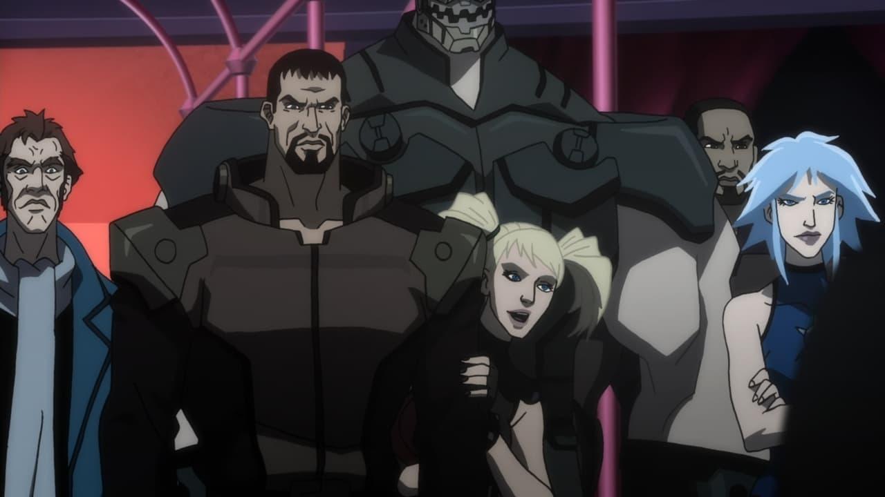 Batman: Assault on Arkham 2