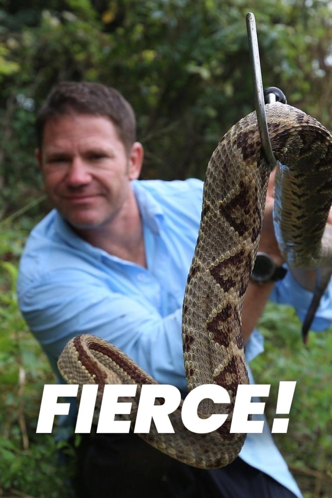 Fierce With Steve Backshall