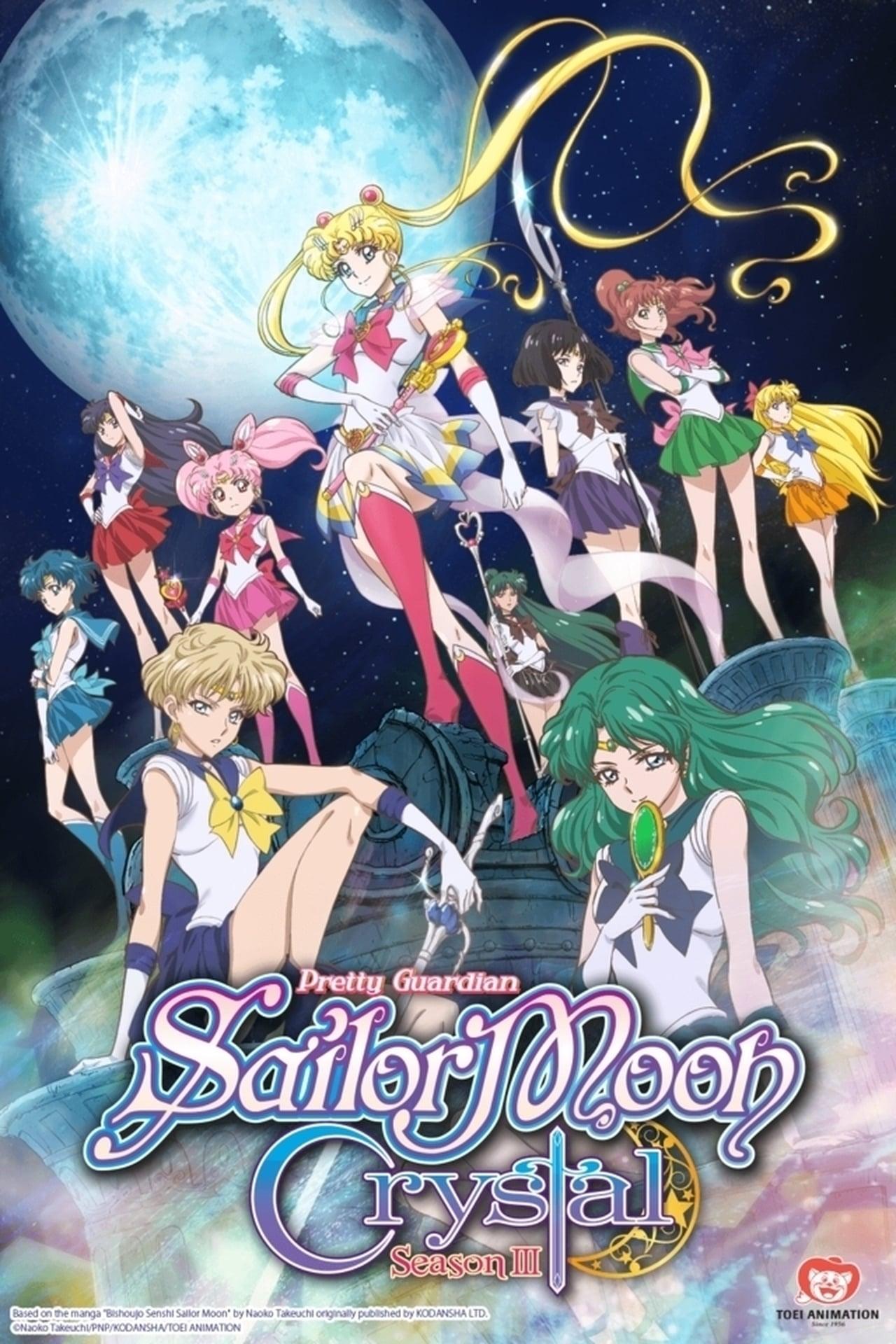 Sailor Moon Crystal (2016)