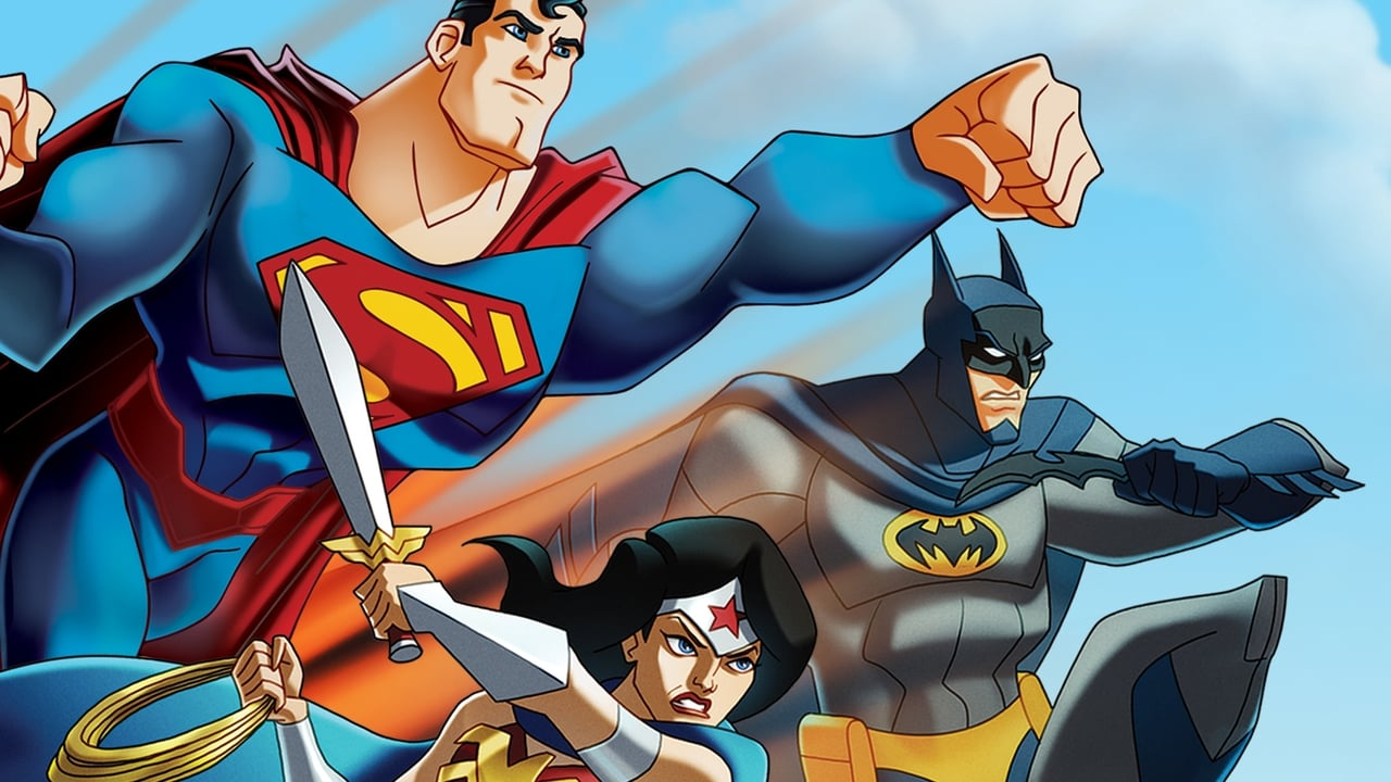 JLA Adventures: Trapped in Time 3