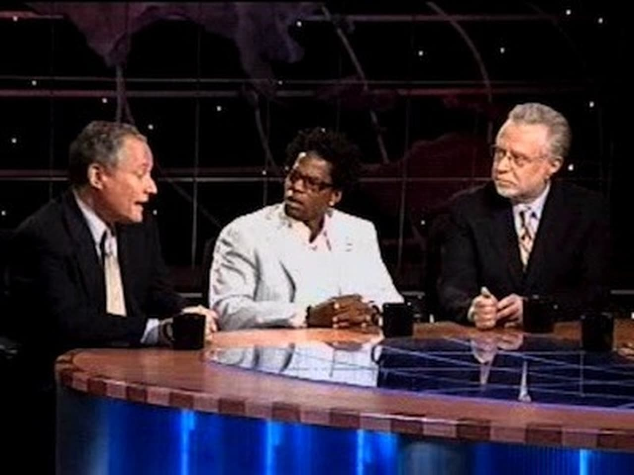 Real Time with Bill Maher - Season 1 Episode 17 : September 05, 2003