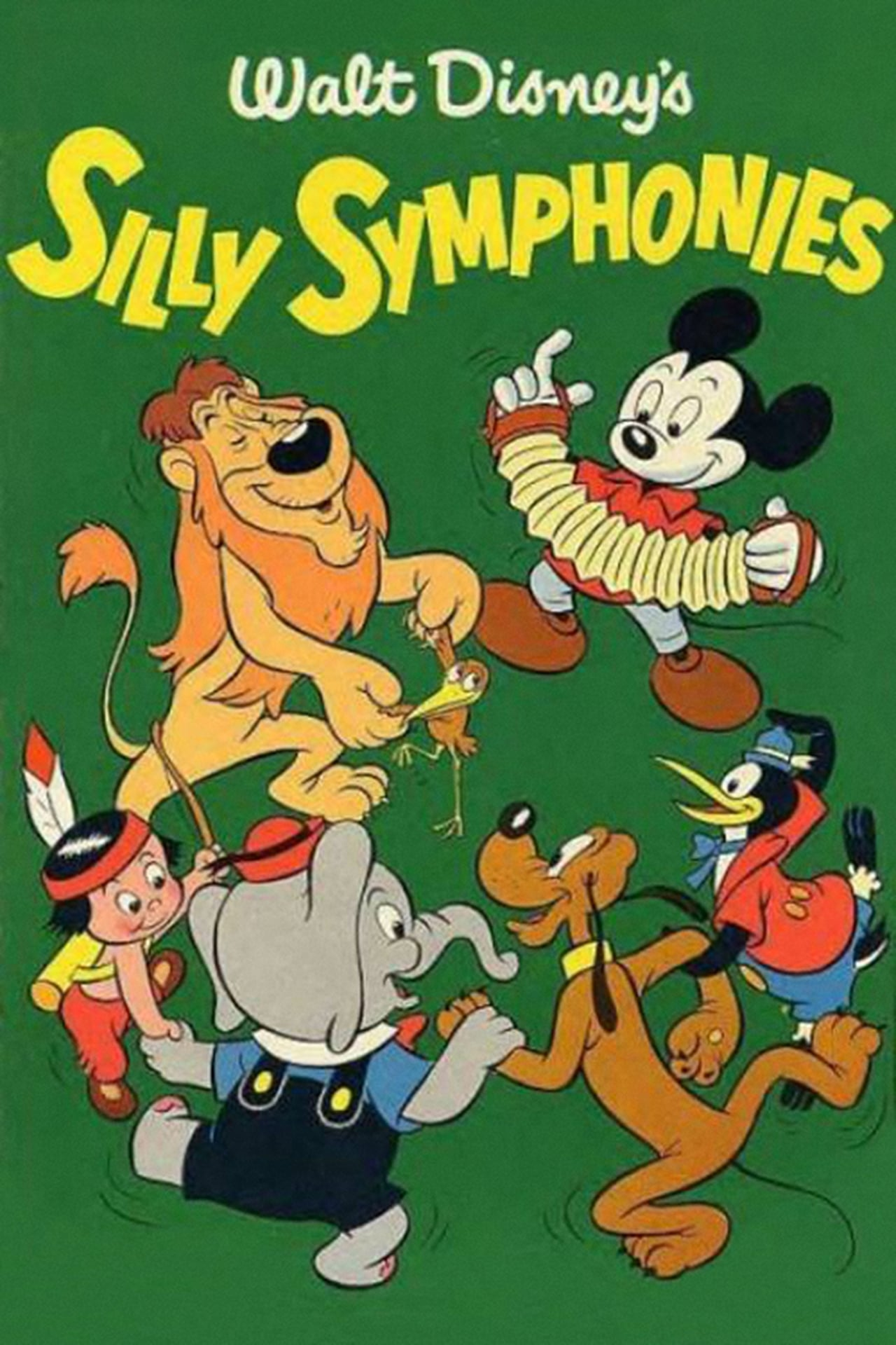 Silly Symphonies (1929)