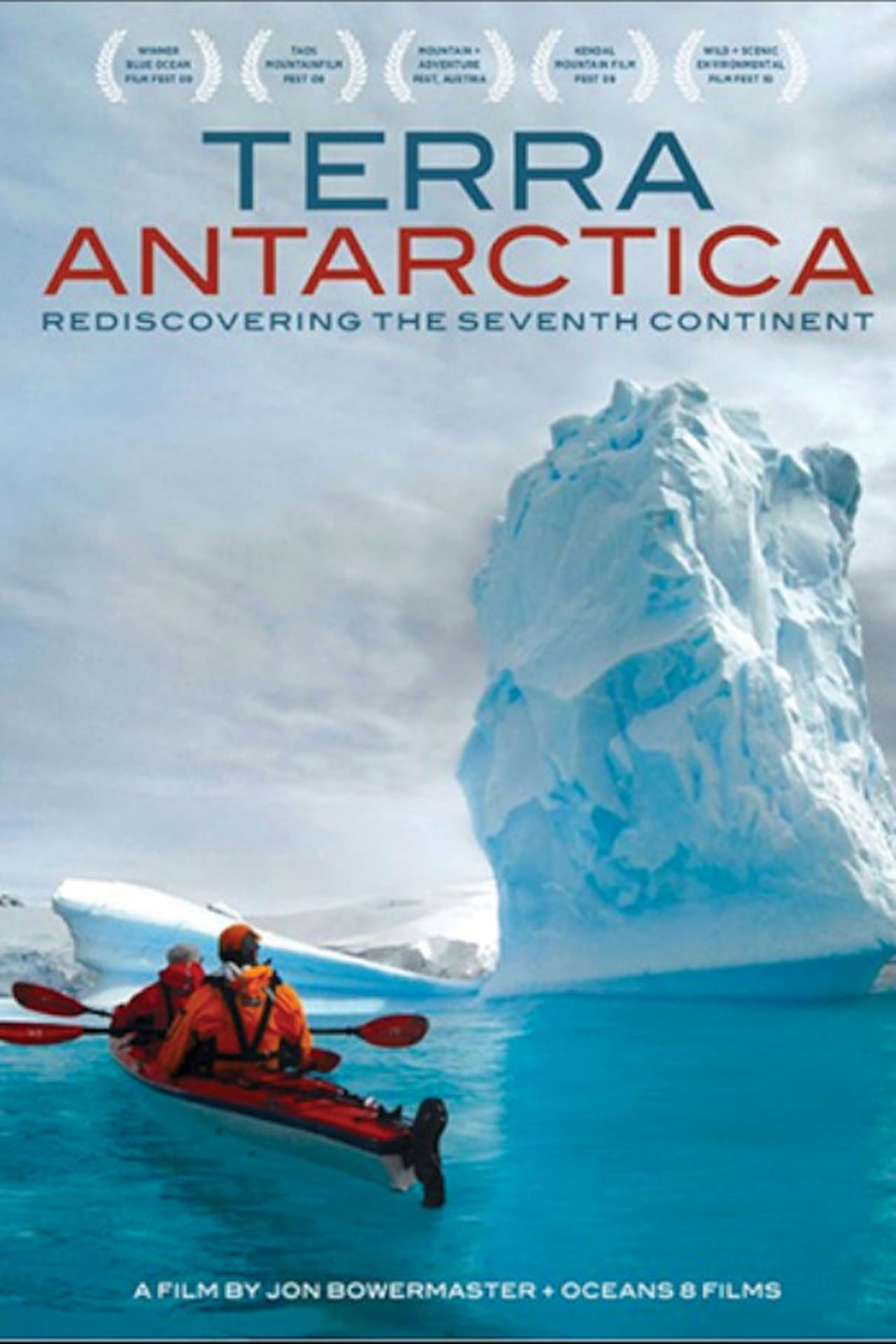 Terra Antarctica, Re-Discovering the Seventh Continent