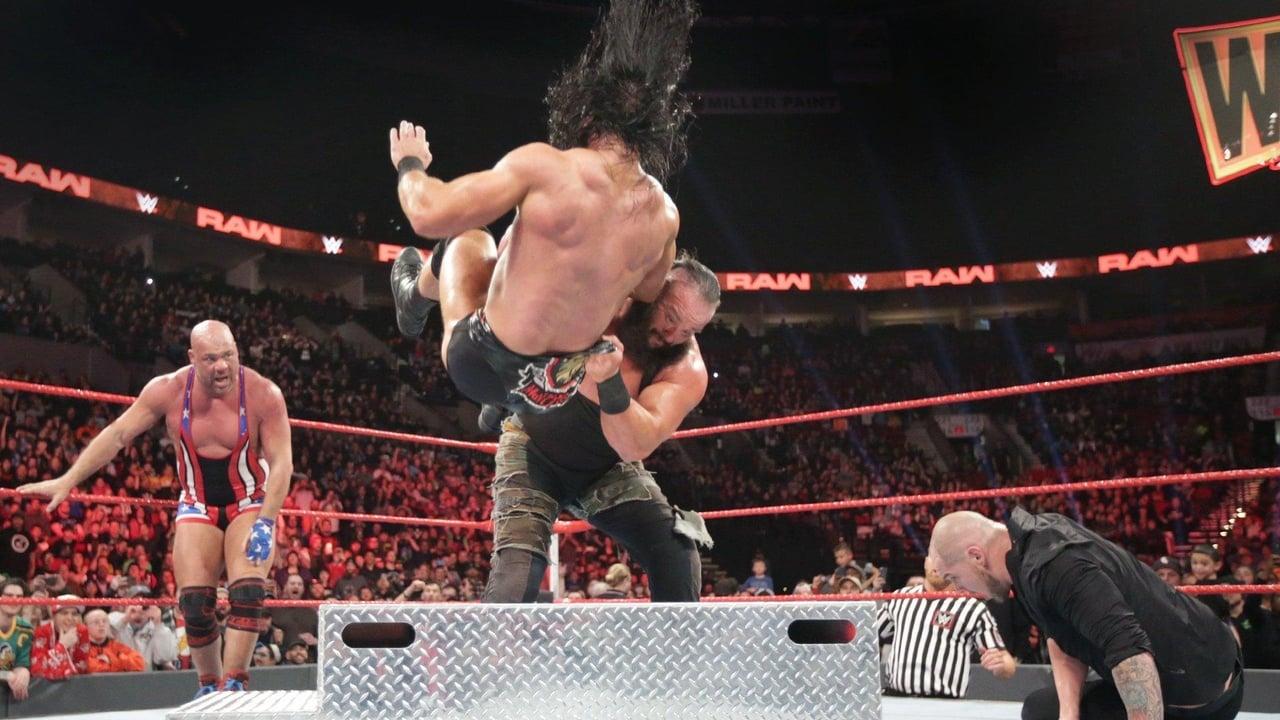 WWE Raw - Season 27 Episode 5 : February 4, 2019 (Portland, OR)