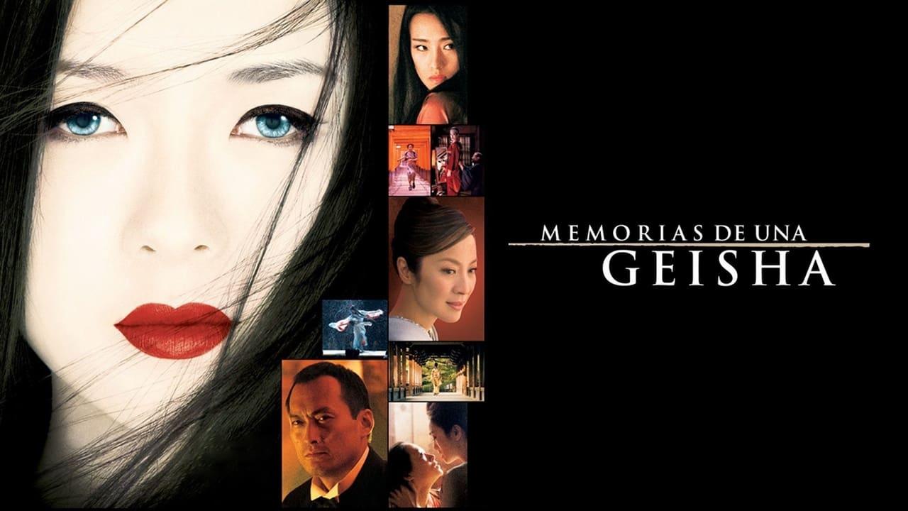 Memoirs of a Geisha 4