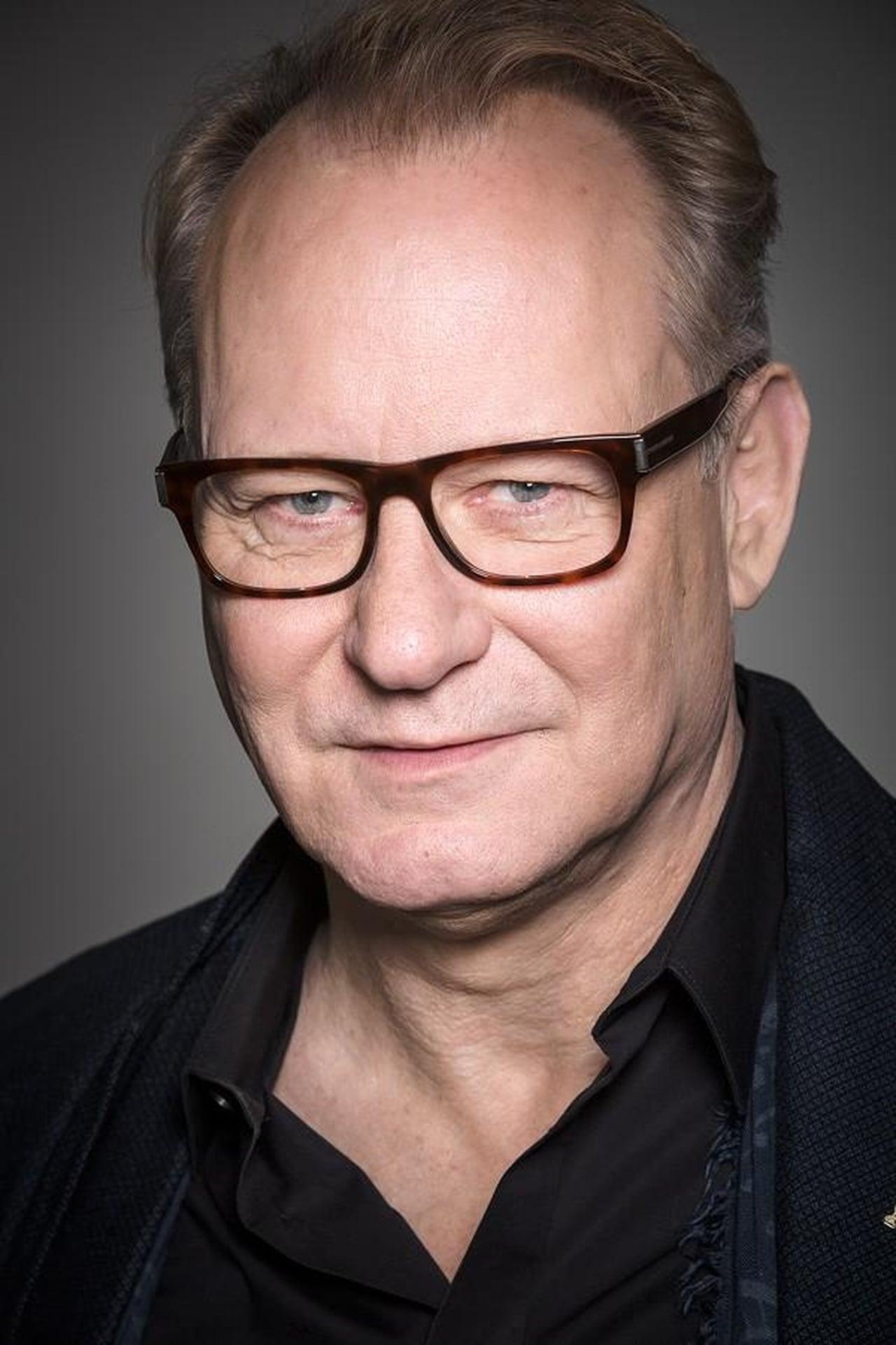 Stellan Skarsgård isThe Boss