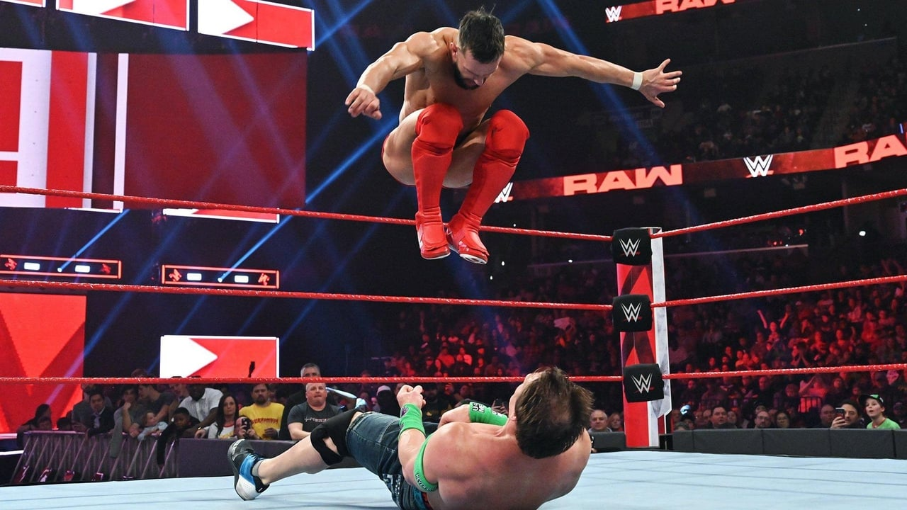 WWE Raw - Season 27 Episode 2 : January 14, 2019 (Memphis, TN)