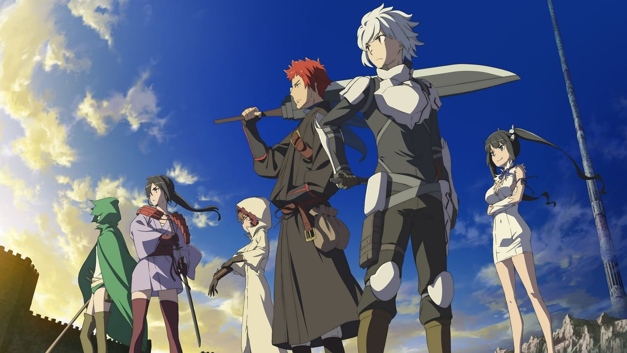 Is It Wrong to Try to Pick Up Girls in a Dungeon? - Familia Myth II