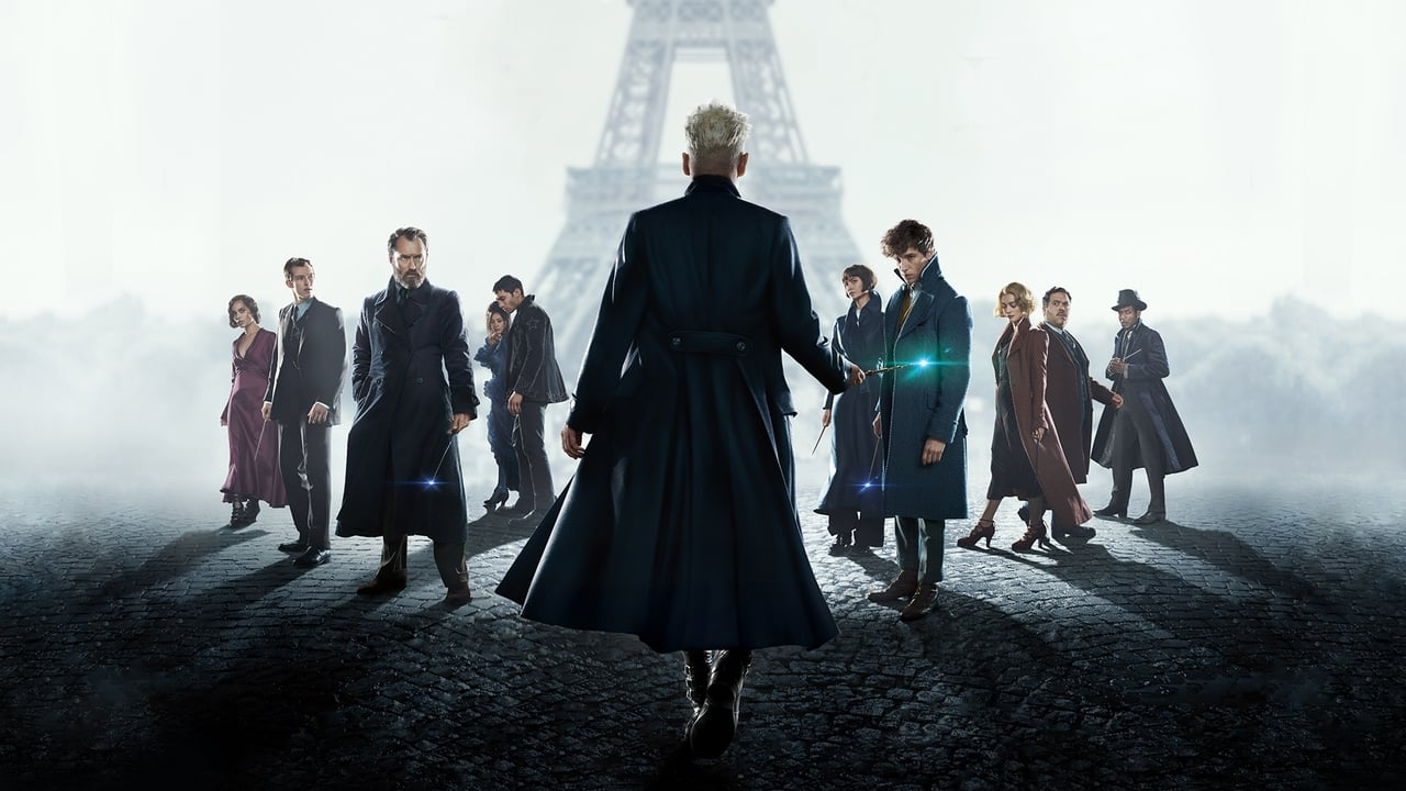 Fantastic Beasts: The Crimes of Grindelwald 3