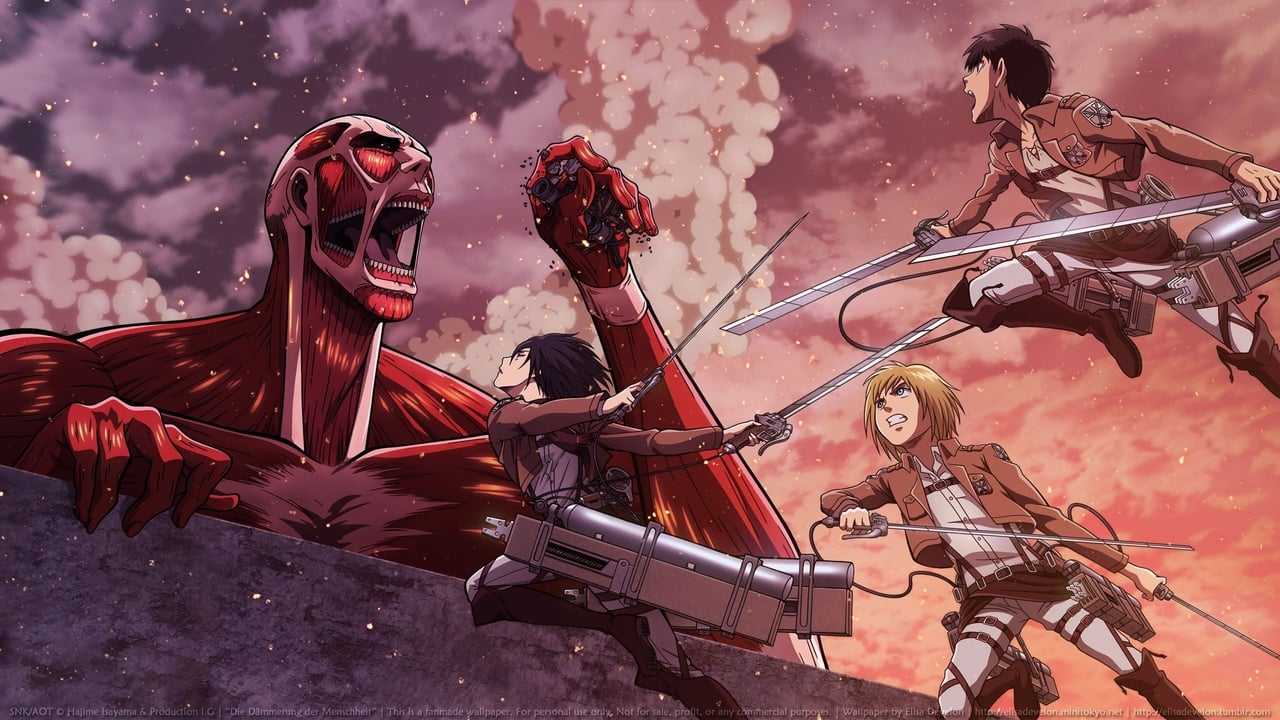Attack on Titan: Chronicle 1
