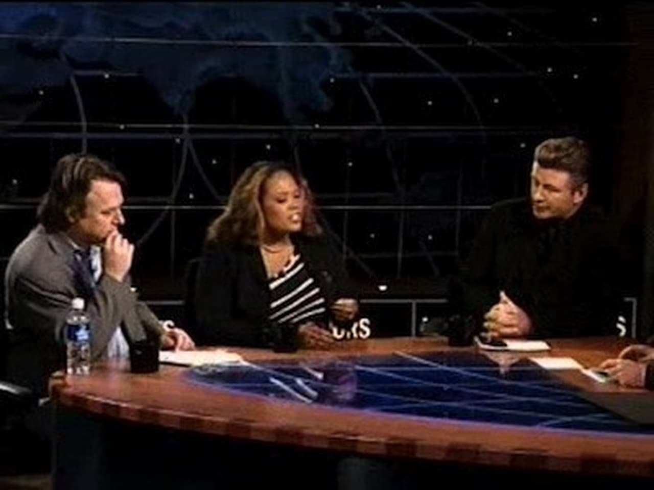 Real Time with Bill Maher - Season 1 Episode 12 : August 01, 2003