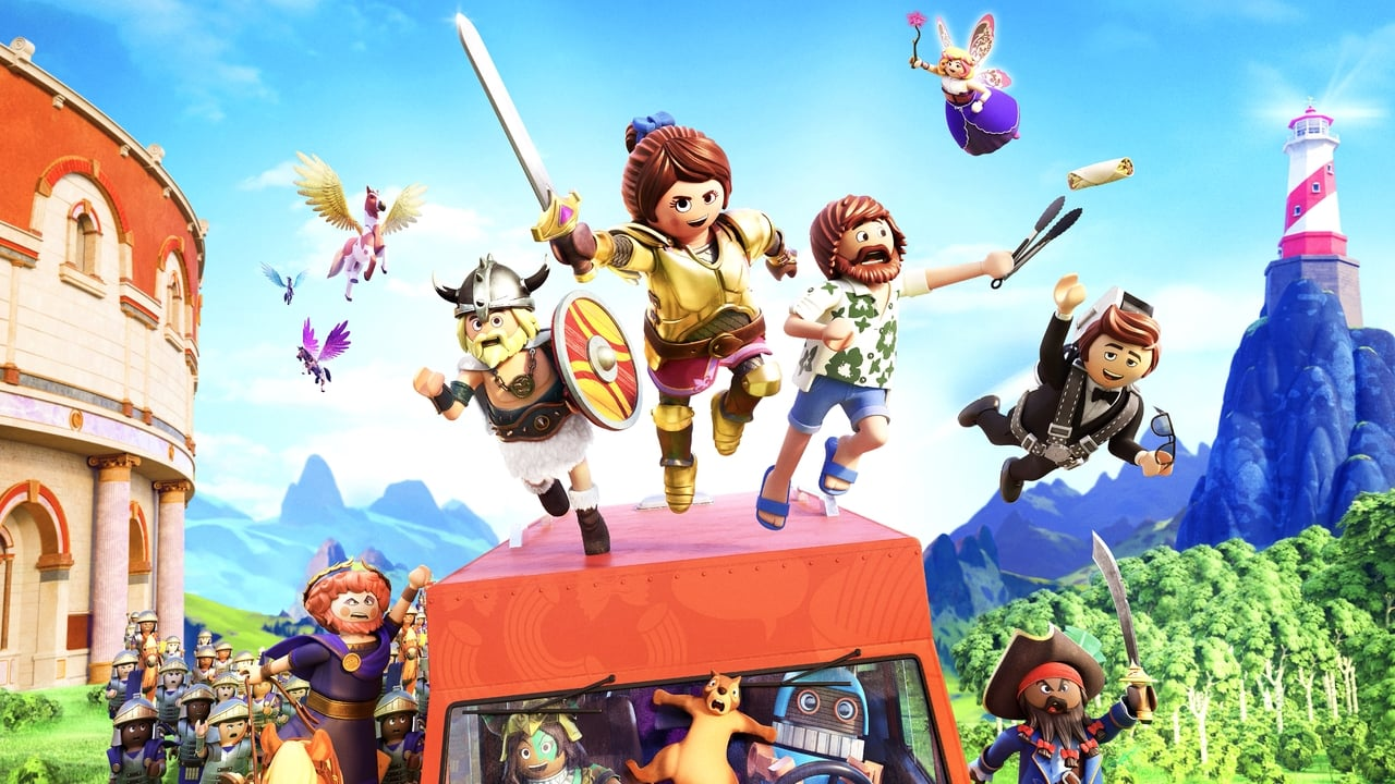 Wallpaper Filme Playmobil - O Filme