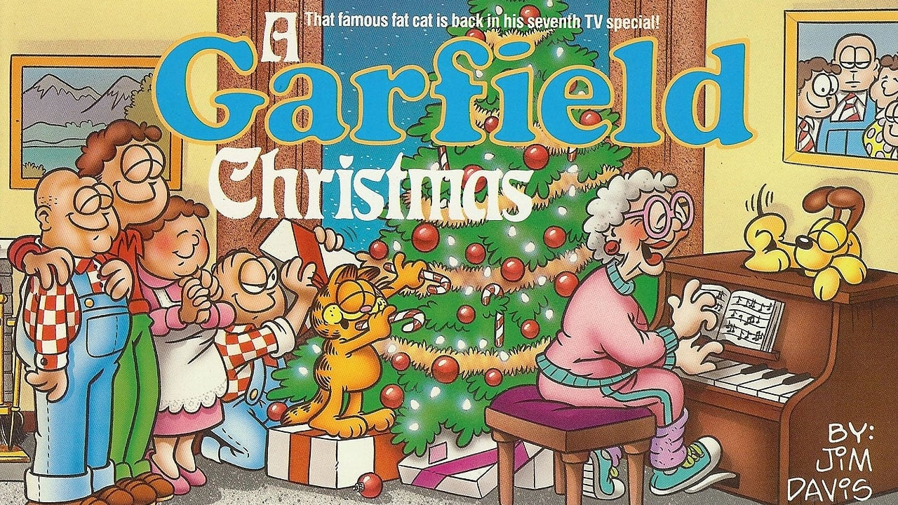 A Garfield Christmas Special 1