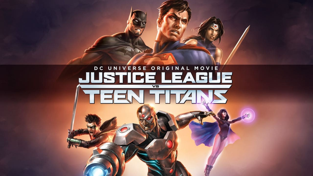 Justice League vs. Teen Titans 5