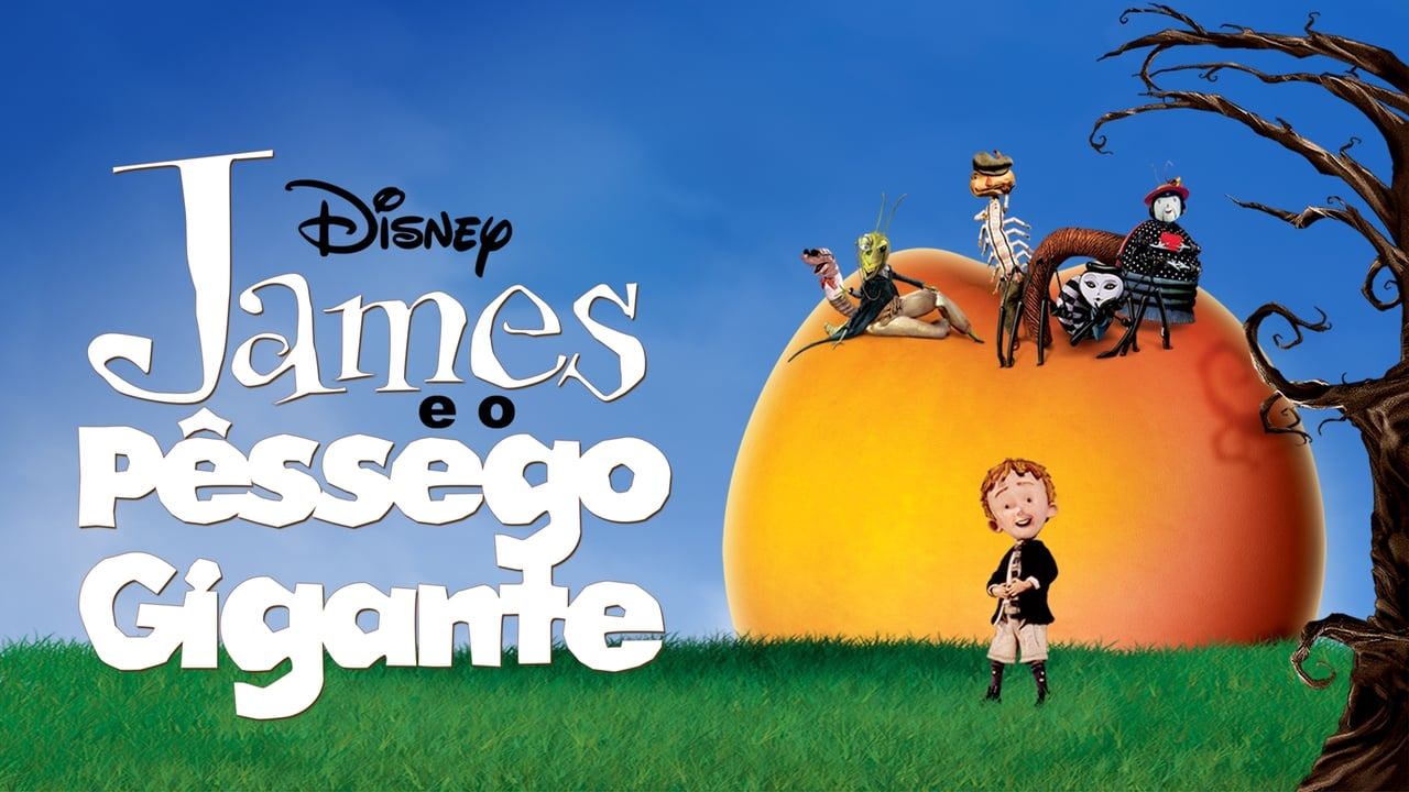 James and the Giant Peach 5