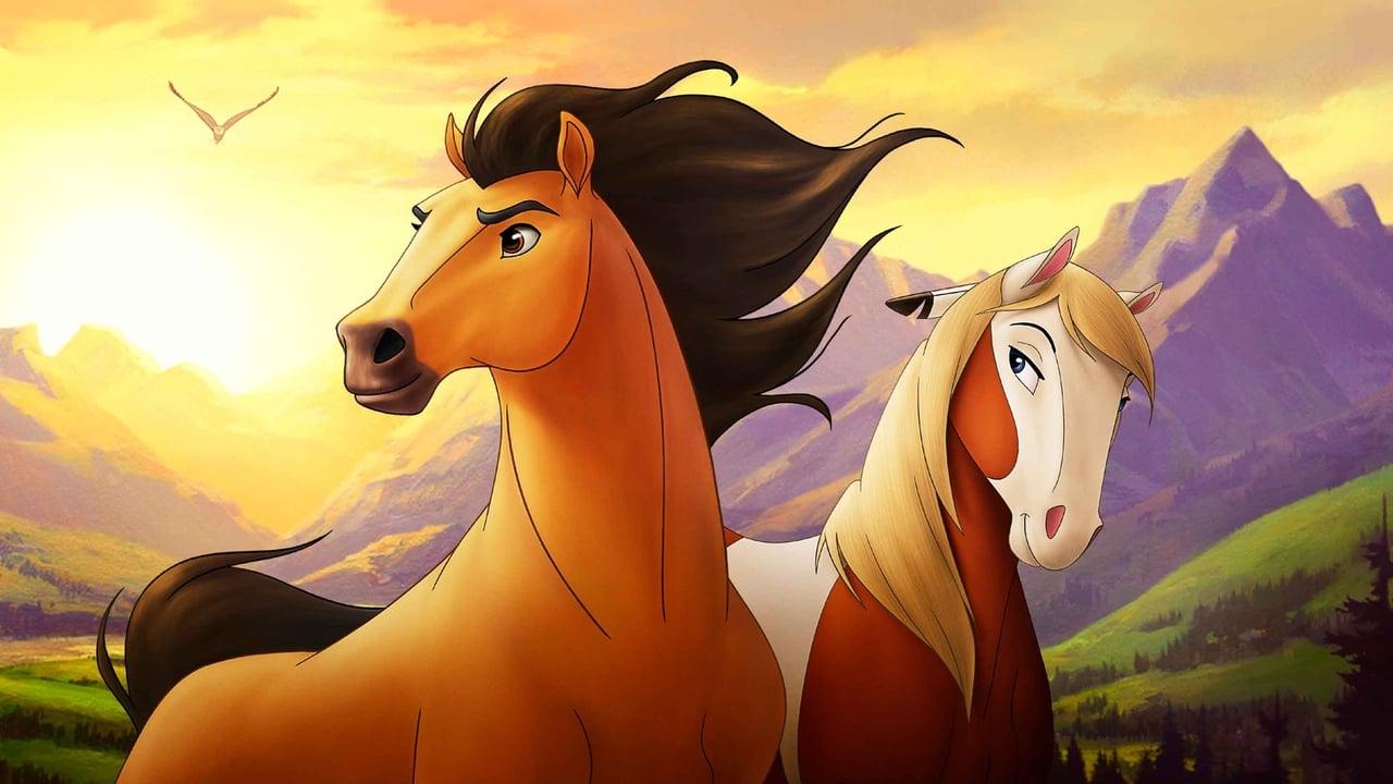 Spirit: Stallion of the Cimarron 1