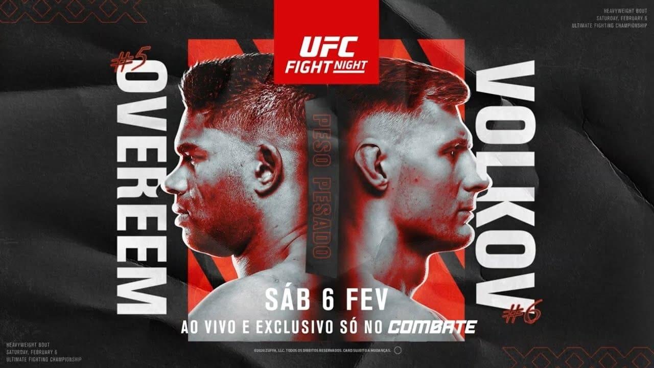 UFC Fight Night 184: Overeem vs. Volkov 1
