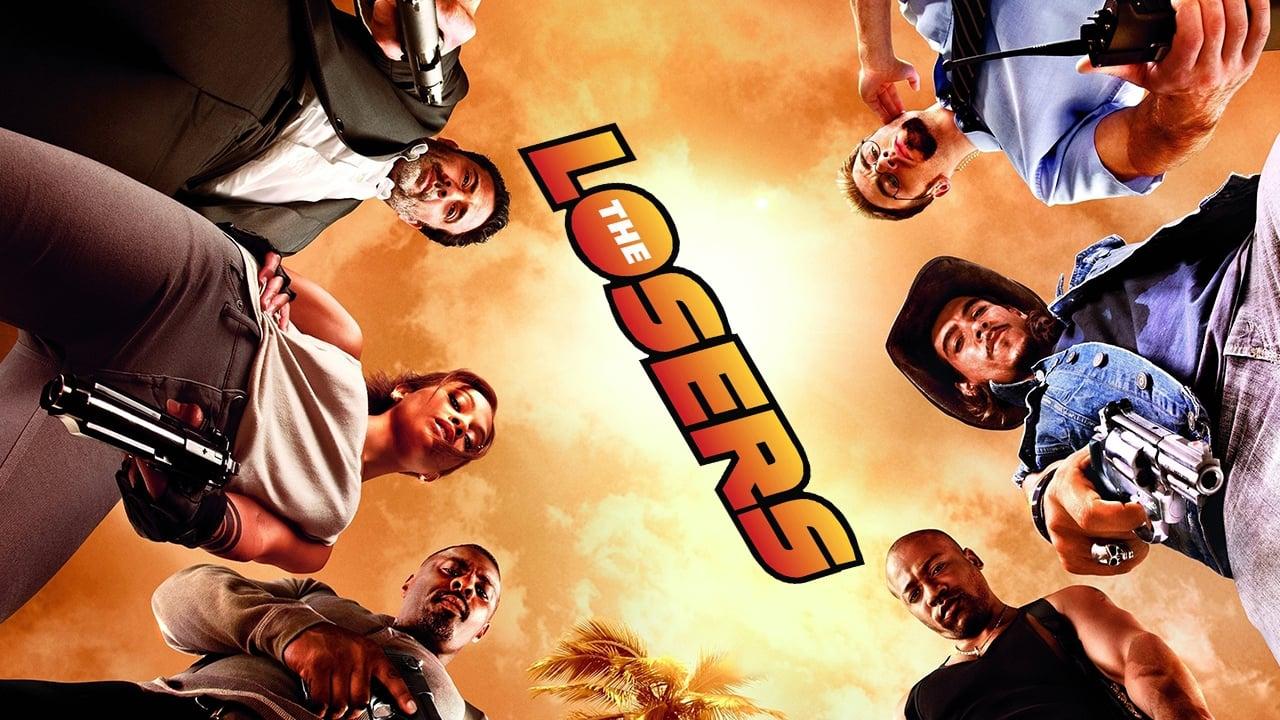 Os Perdedores (2010) Online