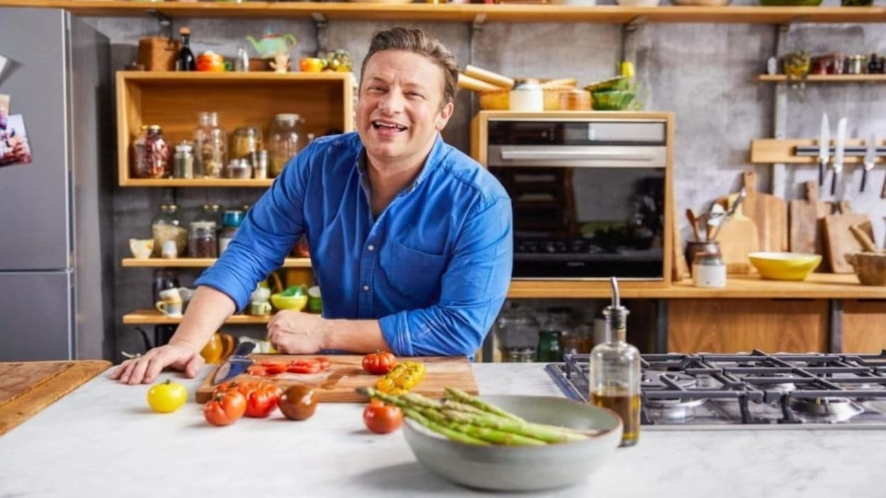Jamie: Keep Cooking and Carry On