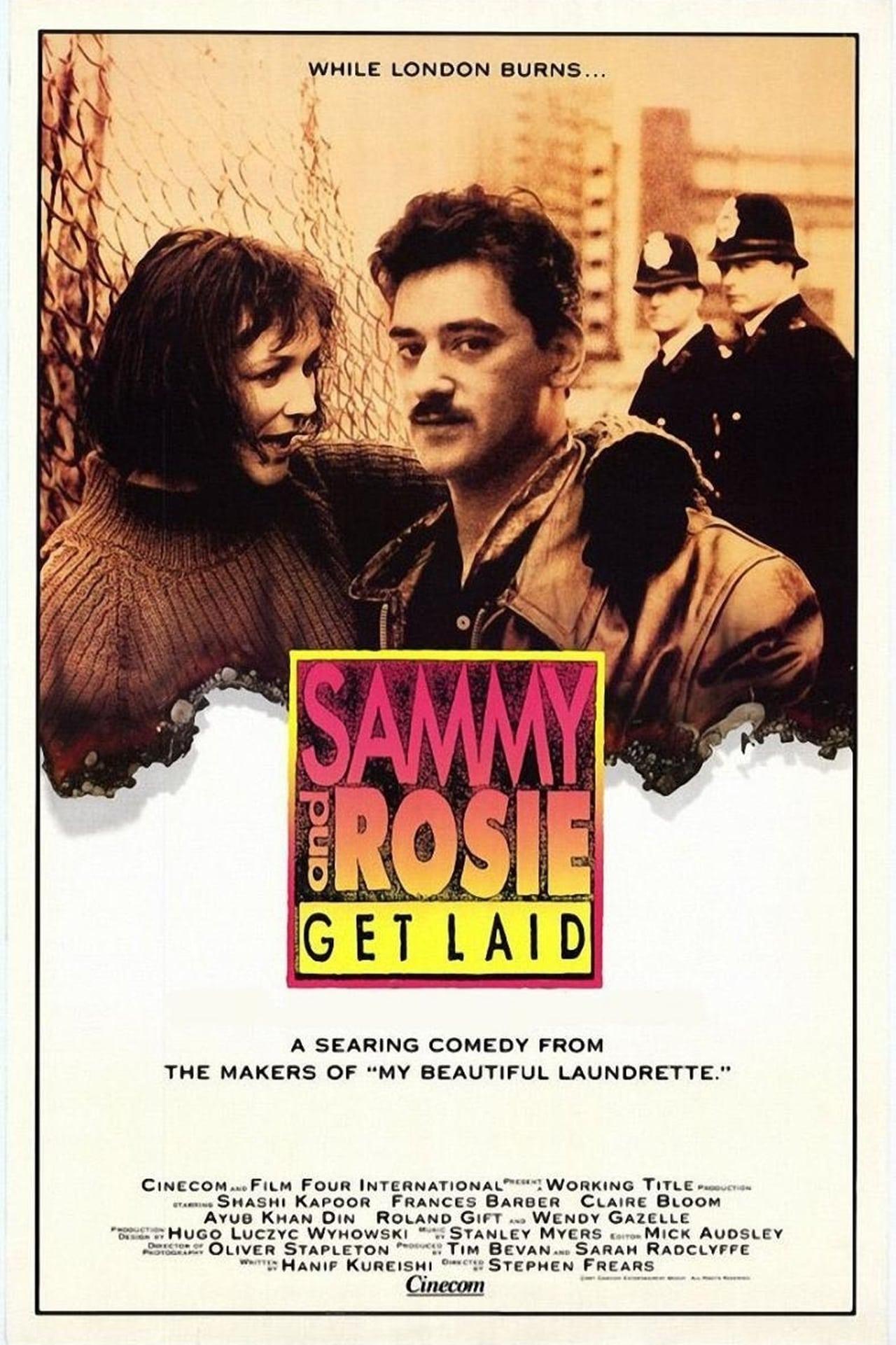 Sammy and Rosie Get Laid