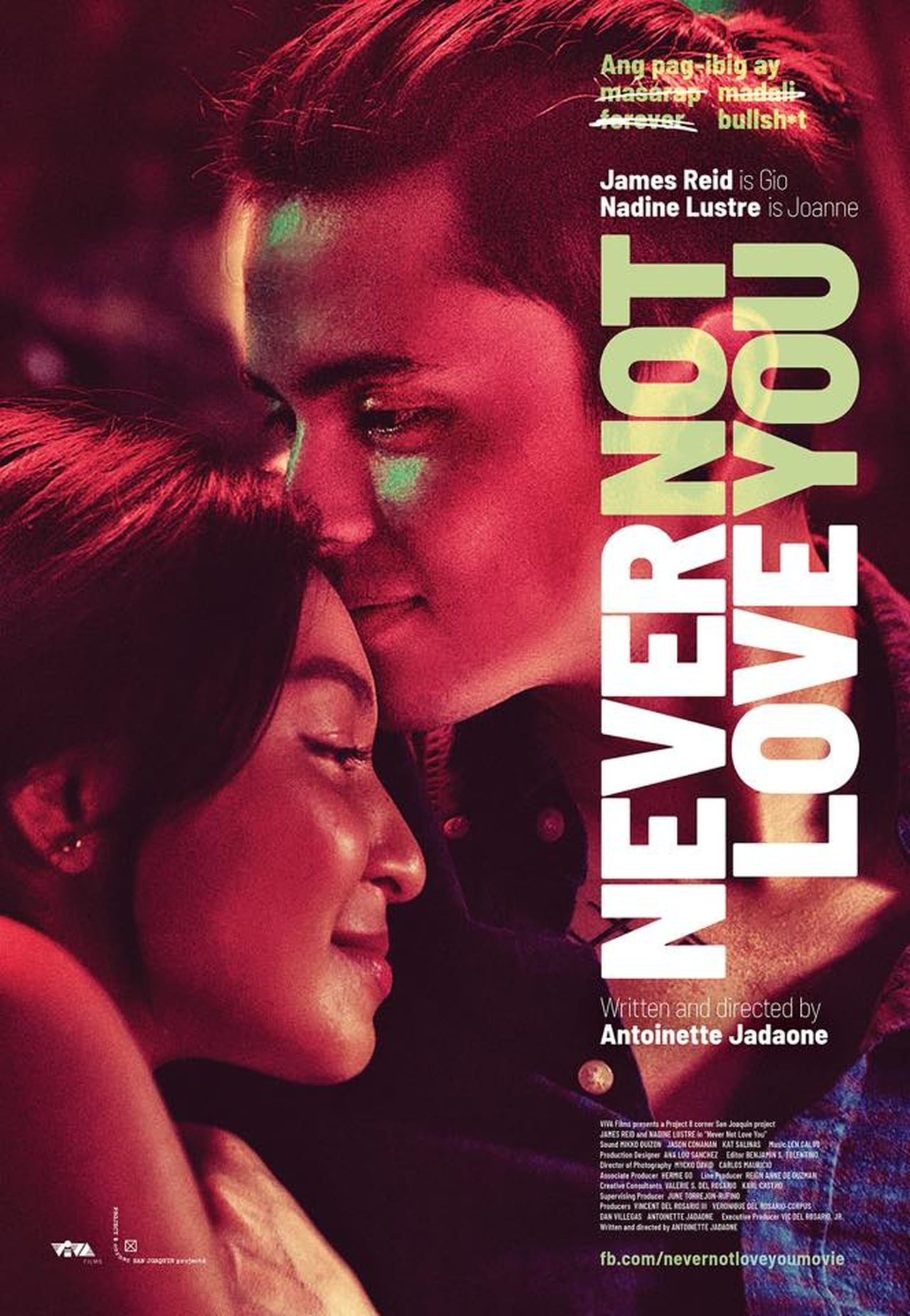 Never Not Love You ( 2018 )