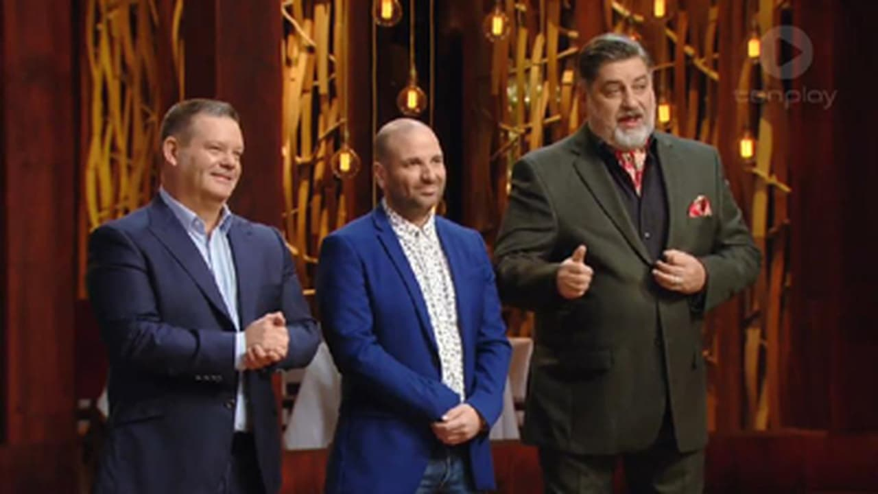 MasterChef Australia - Season 10 Episode 57 : Two-Round Cook-Off - Three Seasons