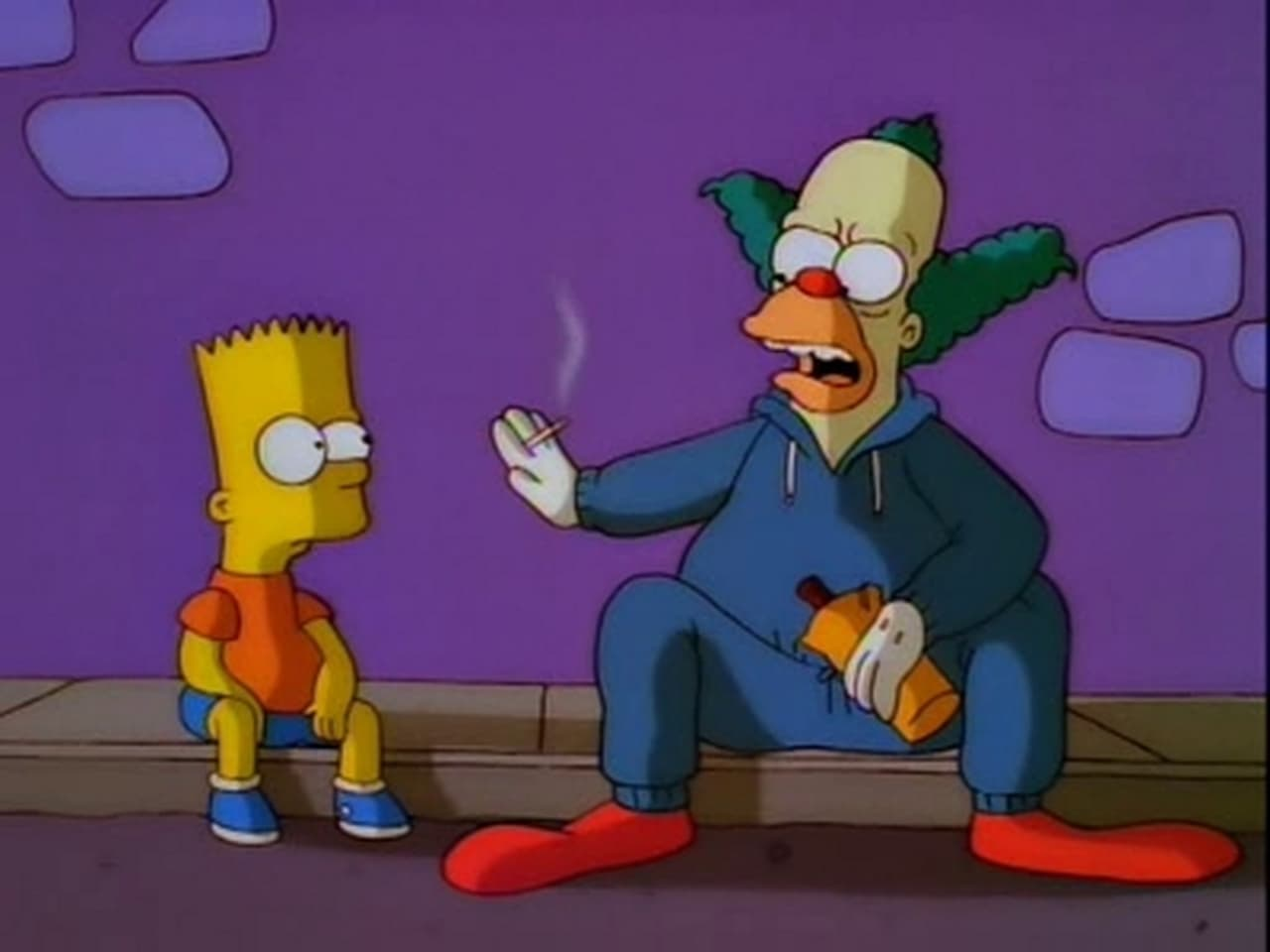 The Simpsons - Season 7 Episode 15 : Bart the Fink