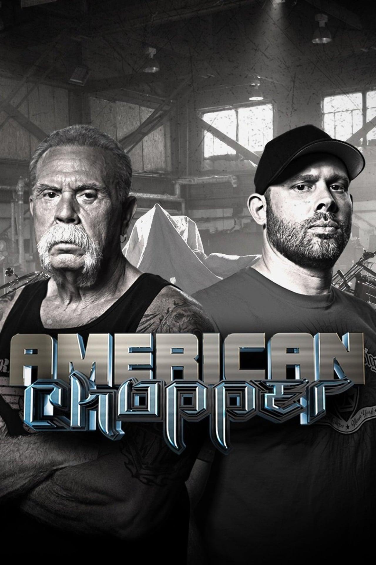 Wer Streamt American Chopper Serie Online Schauen