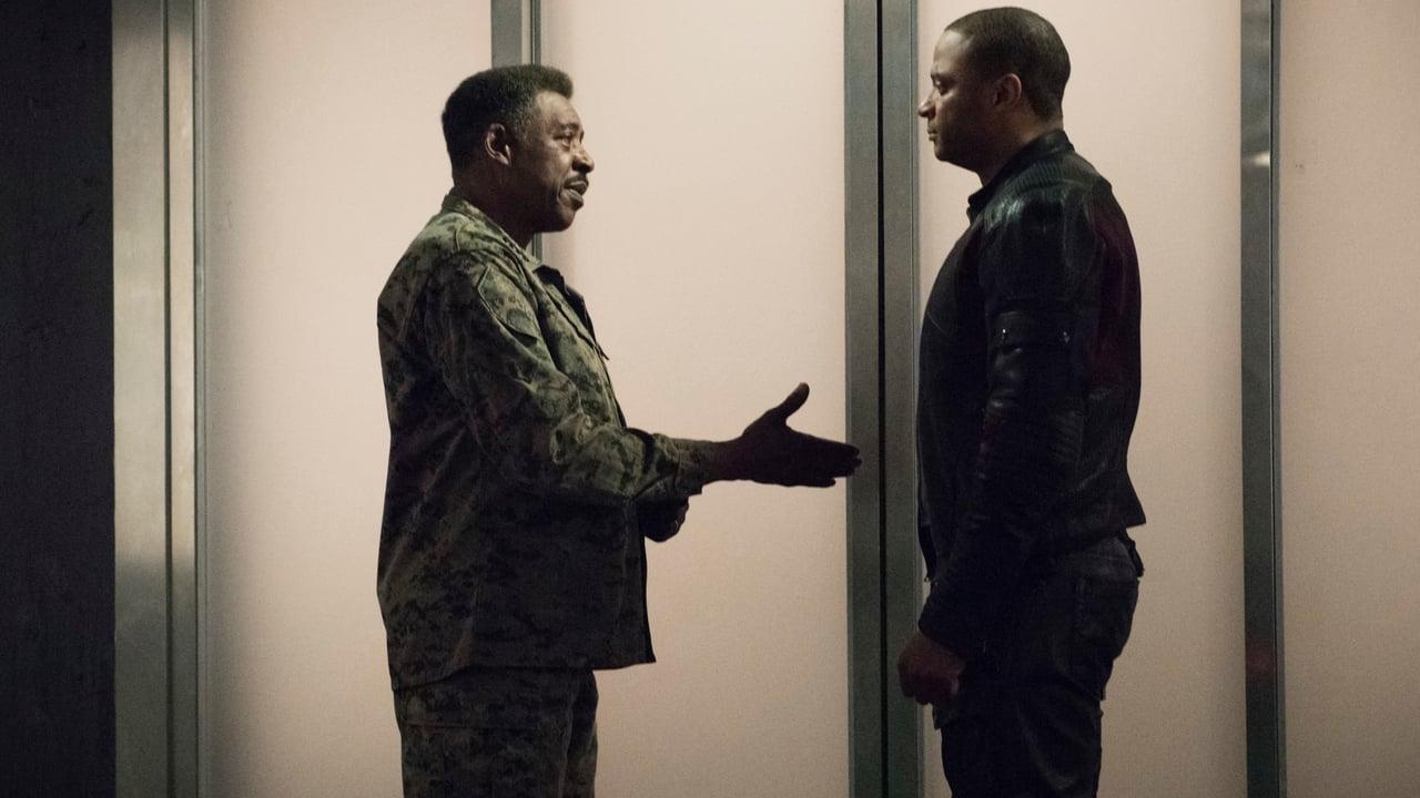 Arrow - Season 7 Episode 19 : Spartan