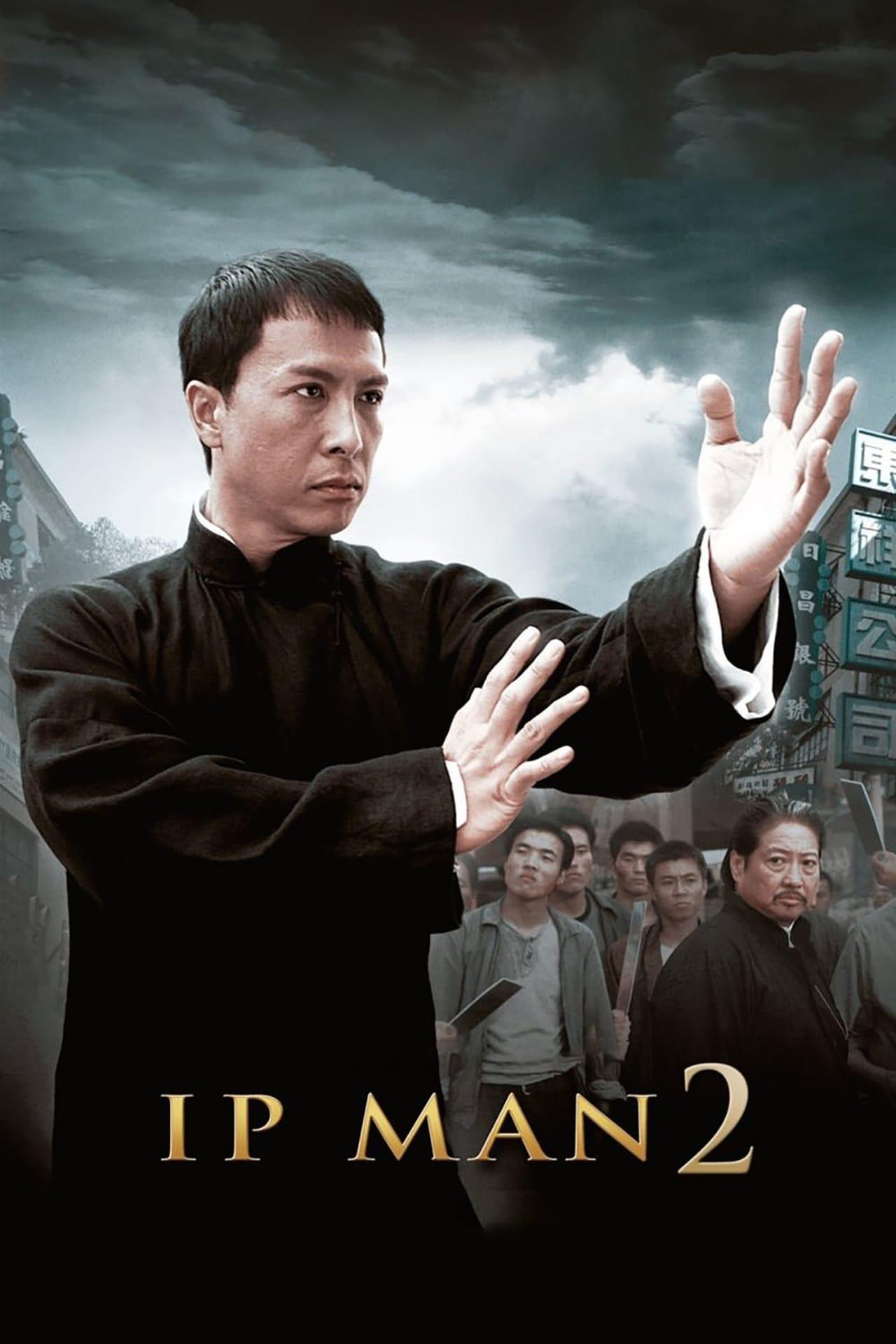 Ver Ip Man 2 (2010) Online Latino HD - Pelisplus