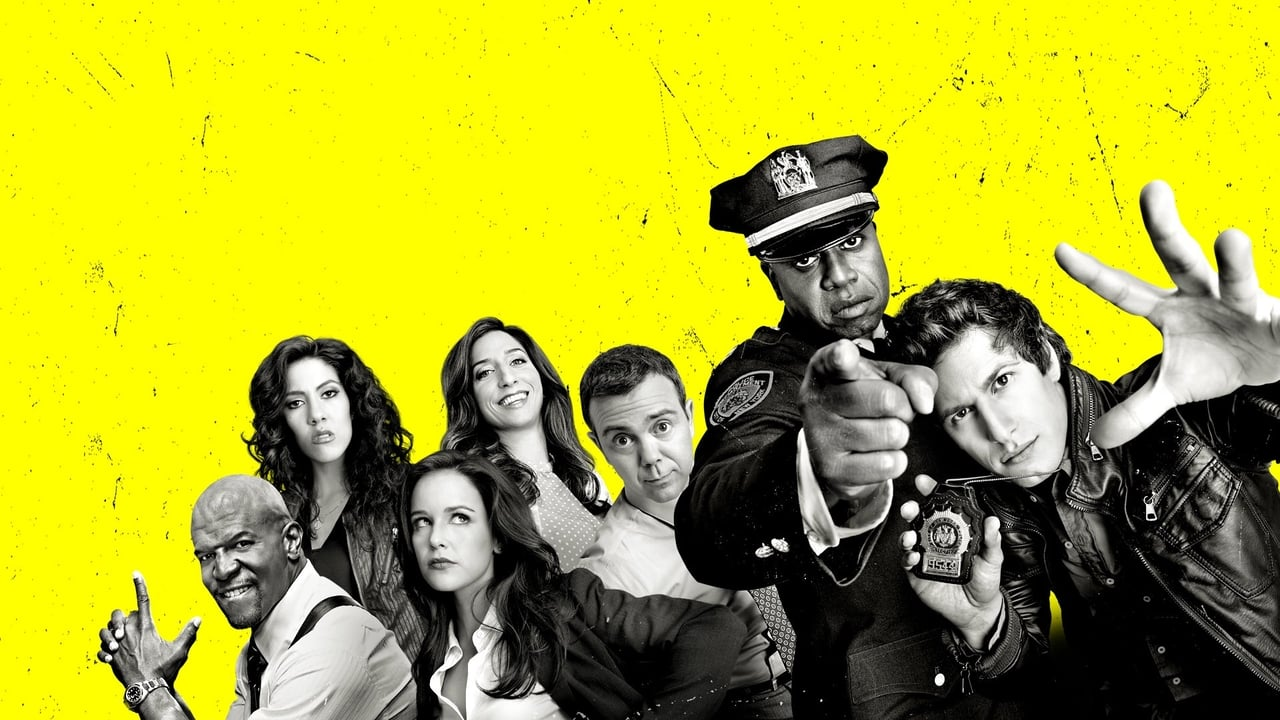 cover-Brooklyn Nine-Nine