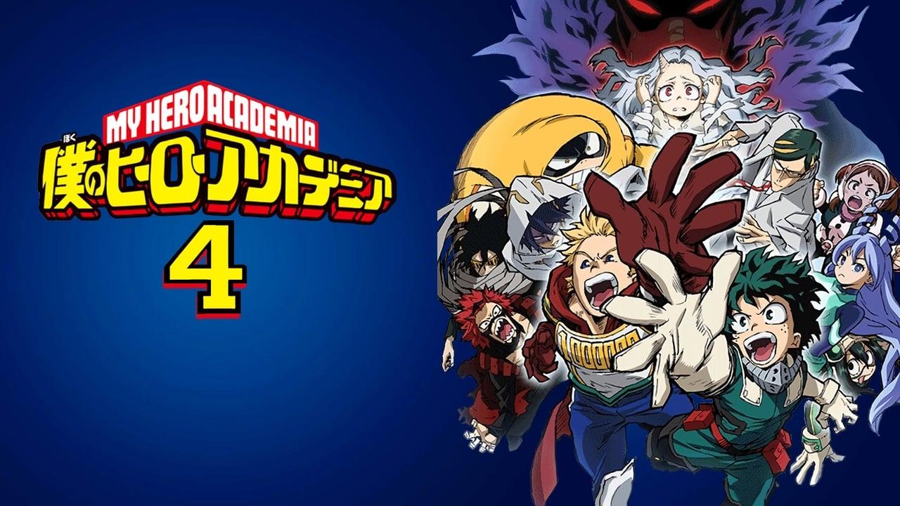 Boku no Hero Academia - Temporada 2