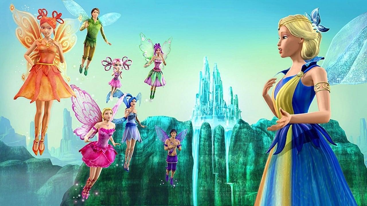 cover-Barbie Fairytopia: La magia del arcoiris