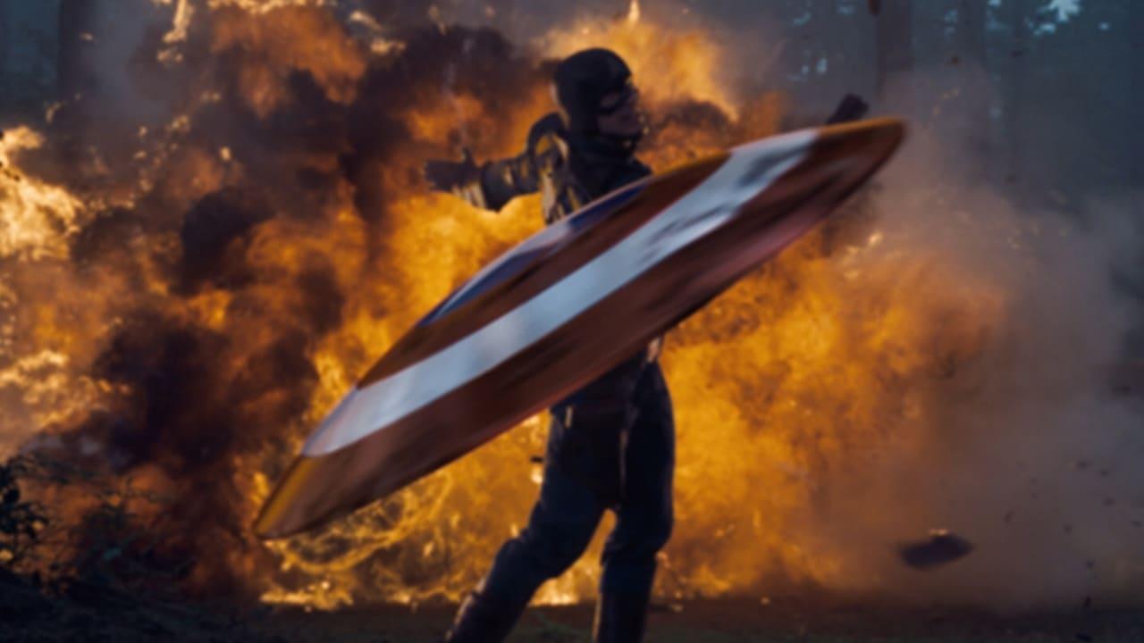 Captain America: The First Avenger 1