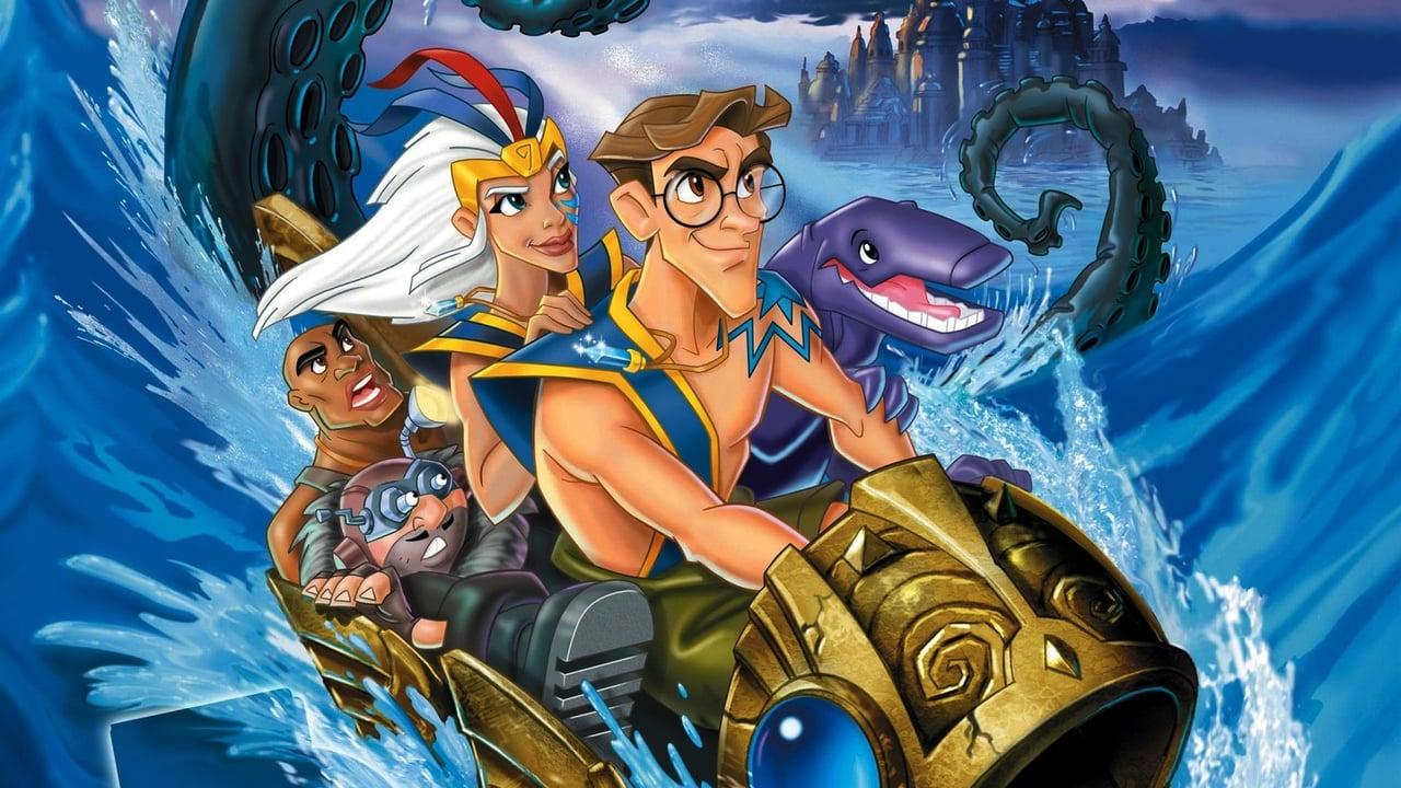 Atlantis: Milo's Return 5