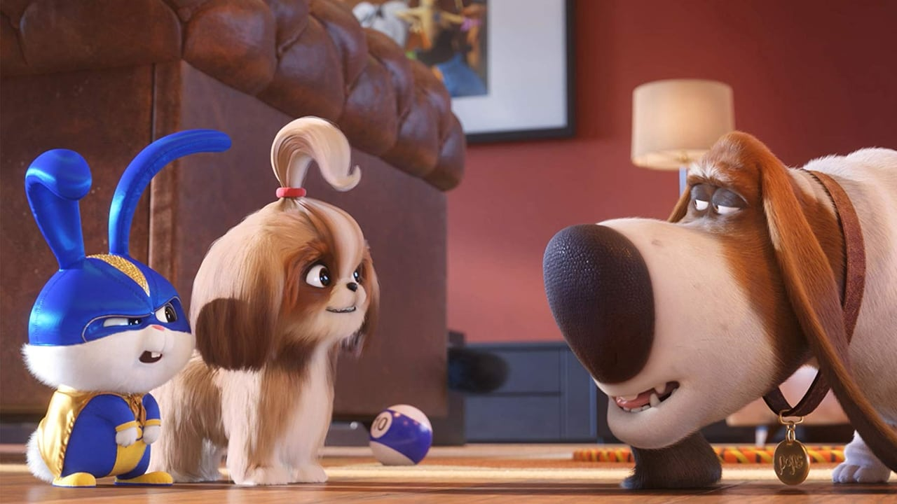 The Secret Life of Pets 2 (2019)