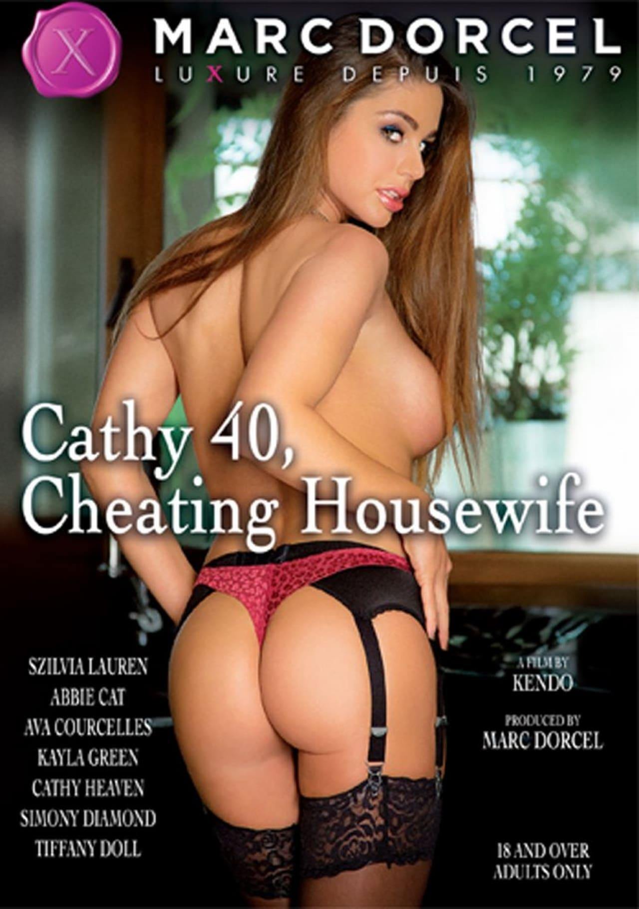 Cathy 40, Cheating Housewife