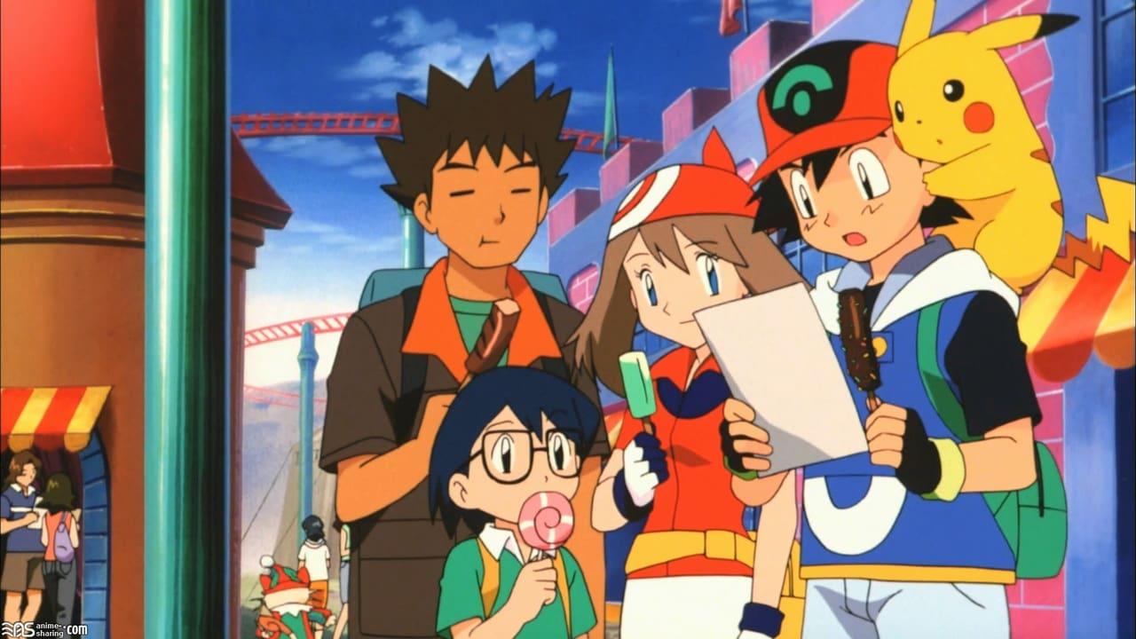 Pokémon Movie 6: Jirachi - Wish Maker   Film 2003