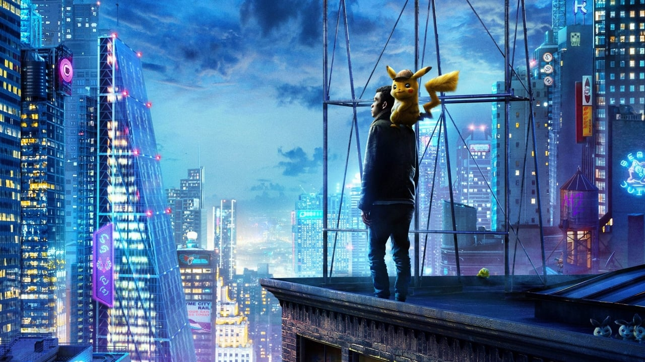 Film POKÉMON Detective Pikachu en Streaming HD