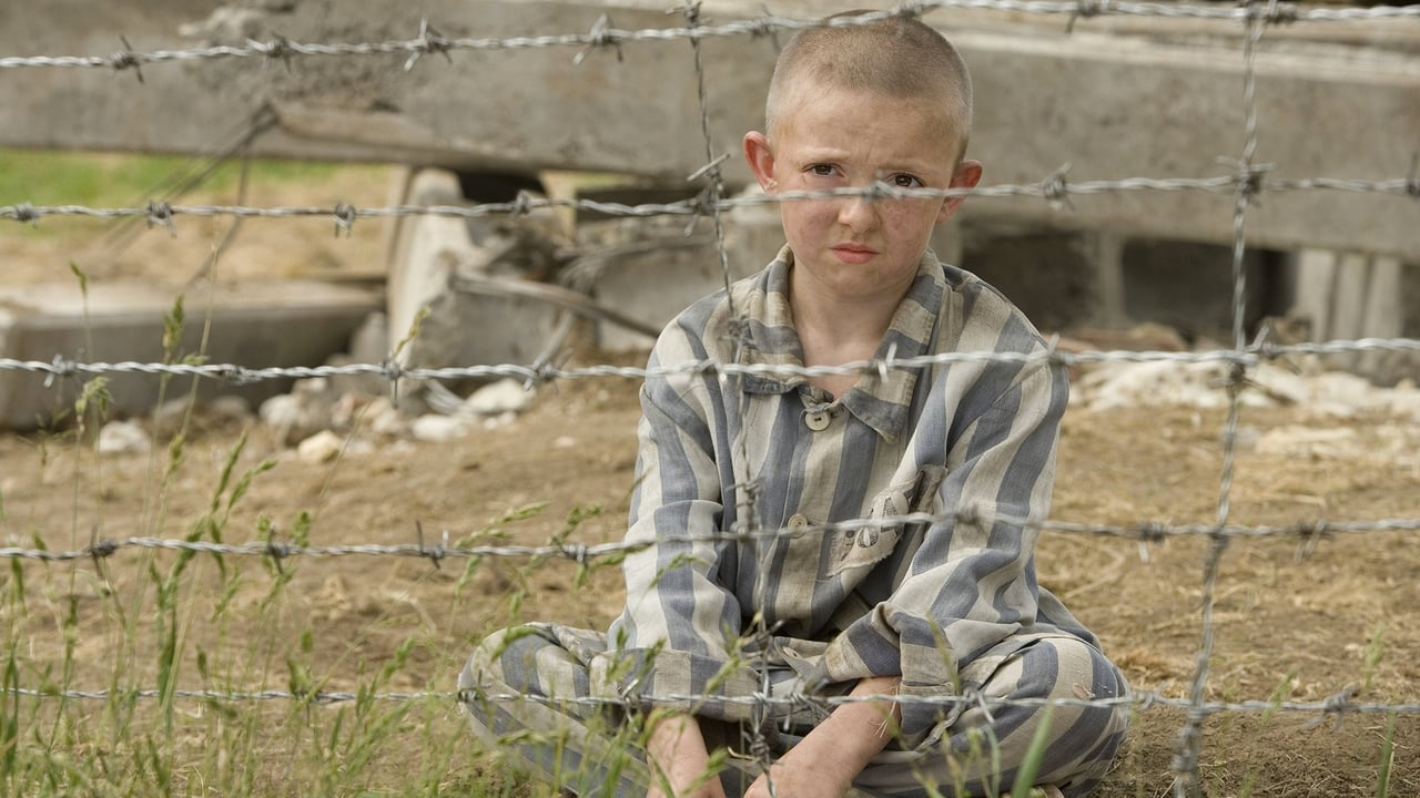 The Boy in the Striped Pyjamas 4