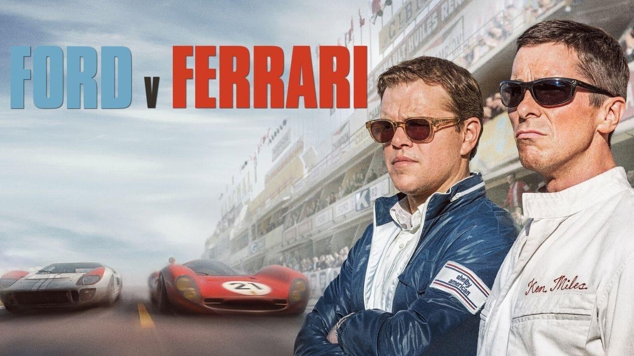 Ford v Ferrari 4