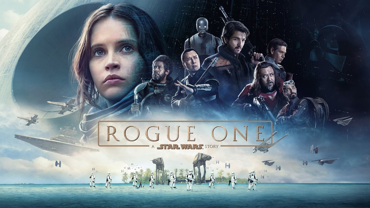 Rogue One: A Star Wars Story 4
