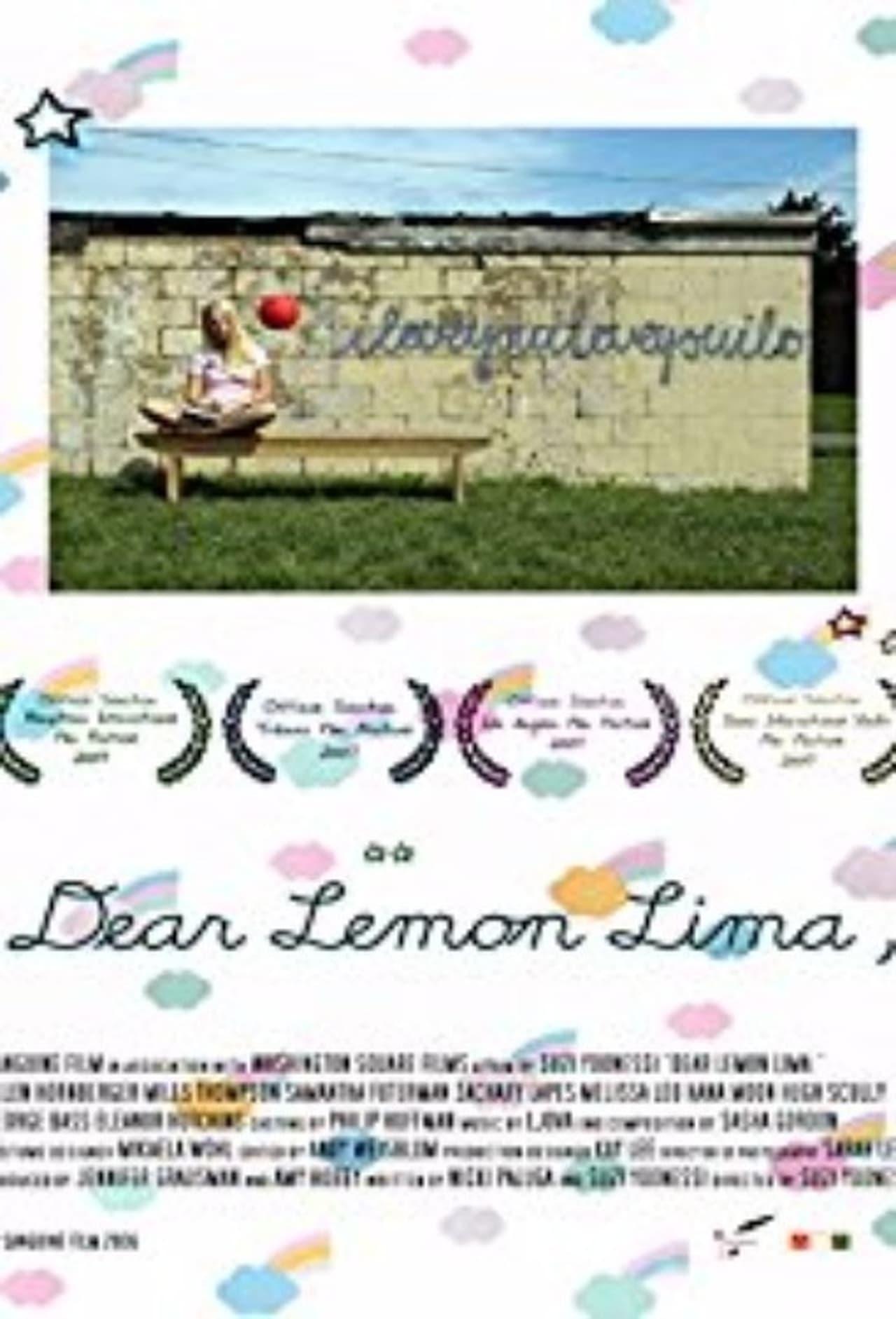 Dear Lemon Lima