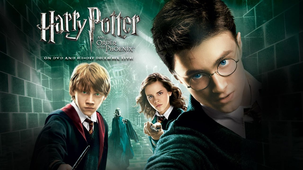 Harry Potter and the Order of the Phoenix 4