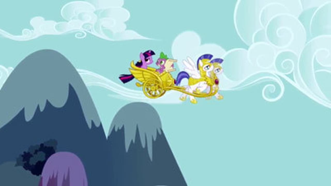 My Little Pony: Friendship Is Magic - Season 1 Episode 1 : Friendship is Magic (1): Mare in the Moon (2019)