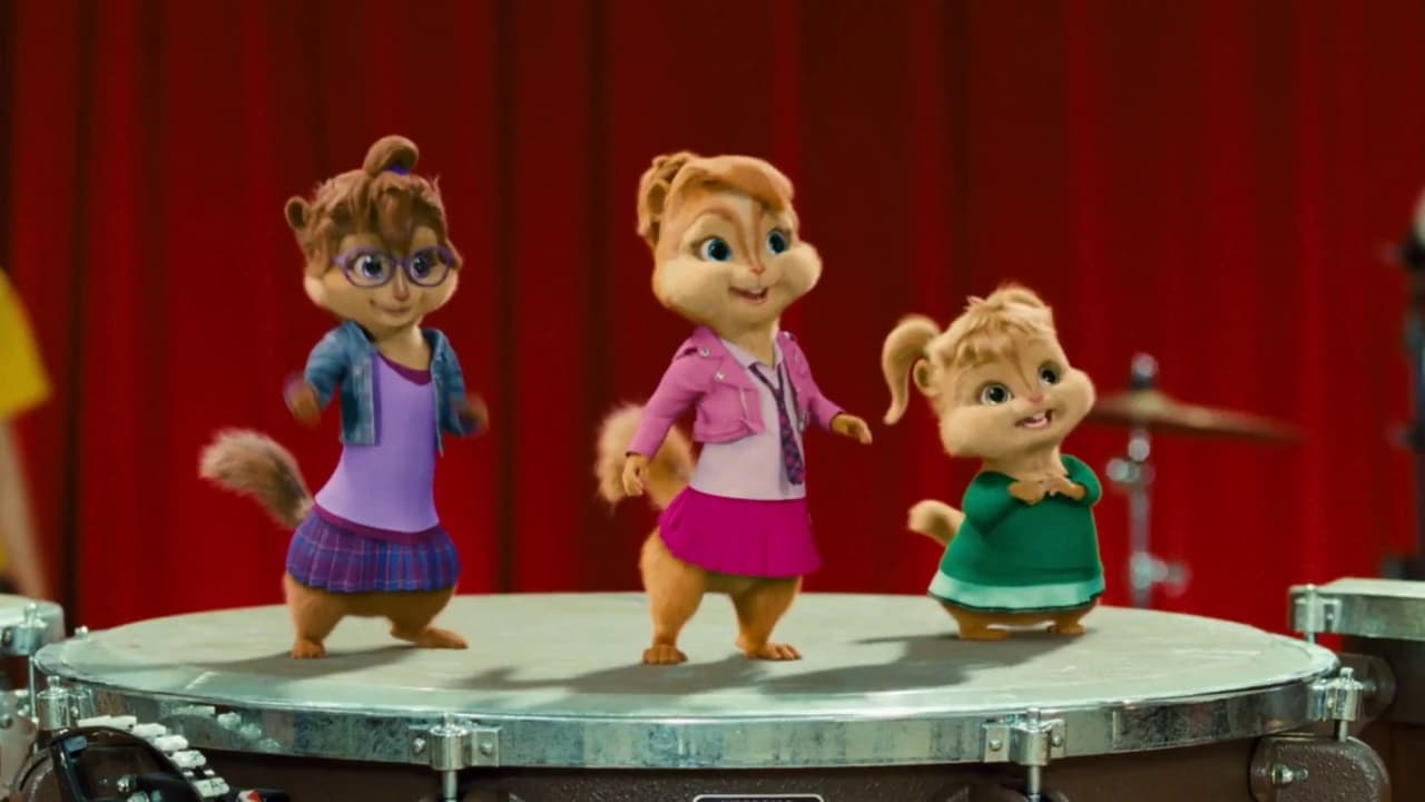 Alvin and the Chipmunks: The Squeakquel 4