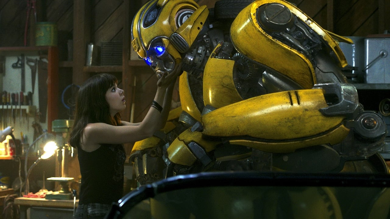 Watch Bumblebee (2018) full movie on Putlocker