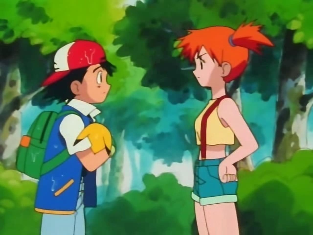 Pokémon - Season 1 Episode 1 : Pokémon! I Choose You! (2020)